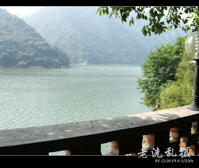 老洗2010年国庆陕南洋县自然保护区,城固橘园,汉中褒河水库两日游.