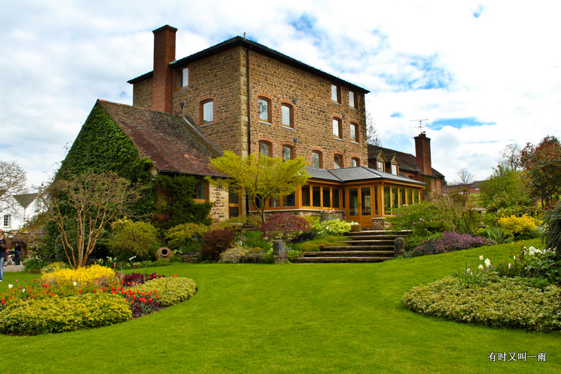 慈善的魅力与动力,令很多英国美丽极致的私人花园向公众敞开大门