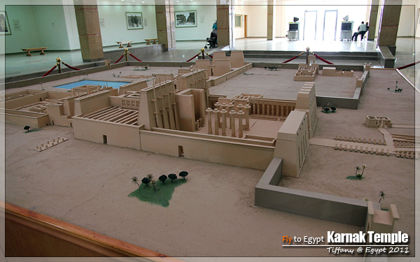 感受埃及 15 卡纳克 Karnak 神庙