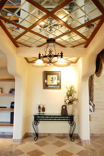 地中海 后古典 现代 中式样板房设计