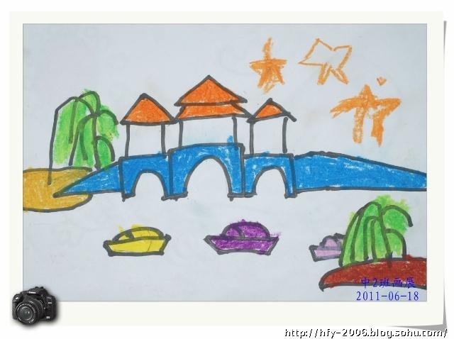 儿童画 640_478
