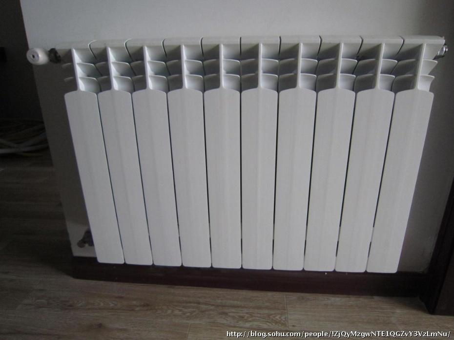 冬季采暖 装修好的房子 暖气