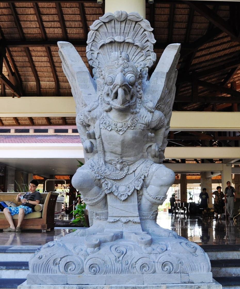 掠影巴厘岛上风土人情