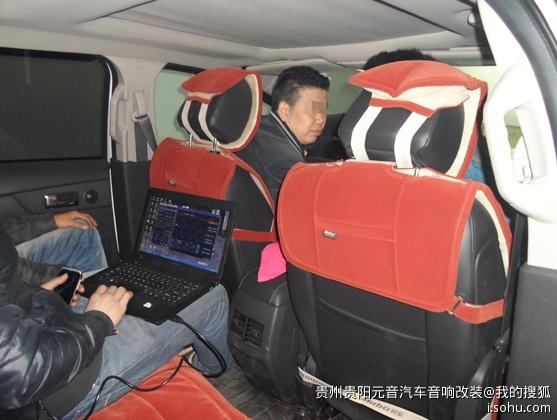 贵州汽车音响改装——福特锐界换装惠威顶级汽车音响