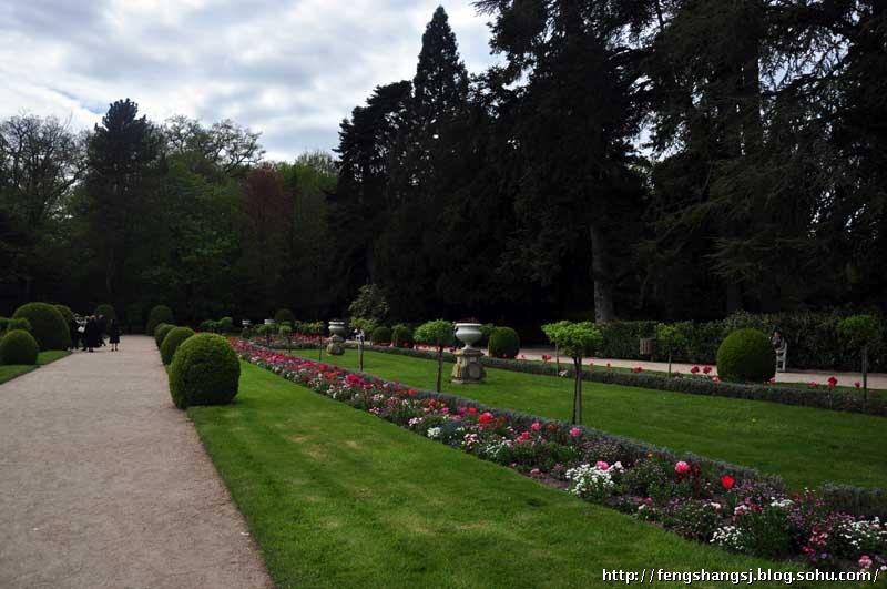 城堡v城堡法国考察之雪浓莎风尚-女人堡法式园林景观大型宾馆的室内设计图图片