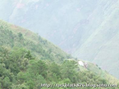 (图片3234)东风傈僳族乡格克村金沙江峡谷山高坡陡