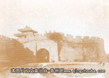青州满族旗城的兴建与规模