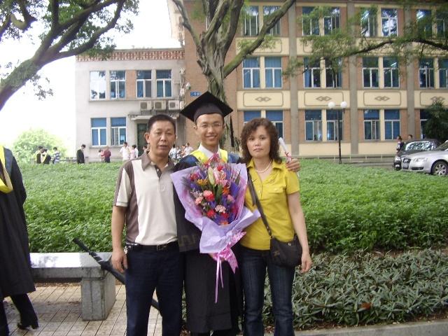 毕业照系列之家庭相片