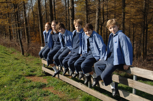 法国圣马可童声合唱团