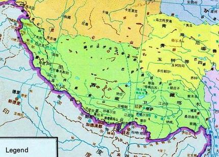《中国历史地图集》6,7