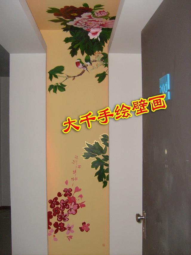 在冰箱上画几朵小花,在窗帘上画只可爱的小熊,都能起到意想不到的效果