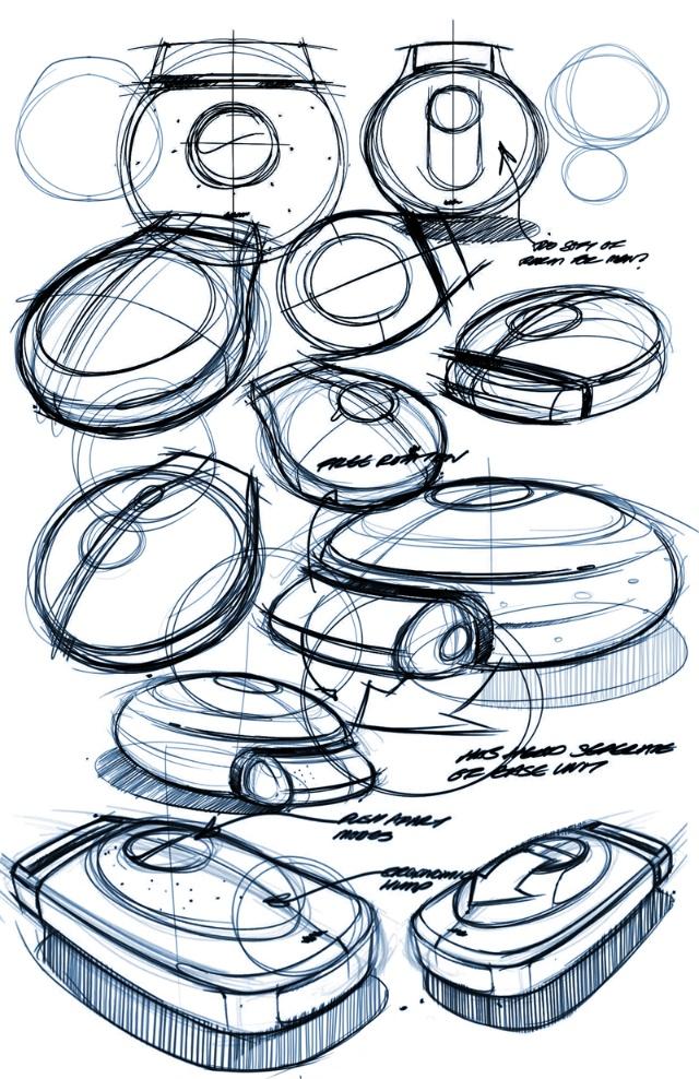 工业产品模型设计图展示