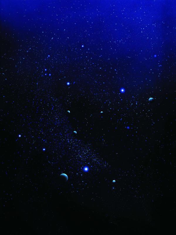 《繁星》图片