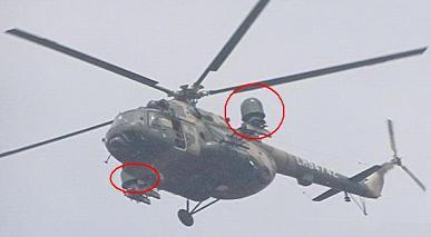 被使用在阿帕奇直升机上
