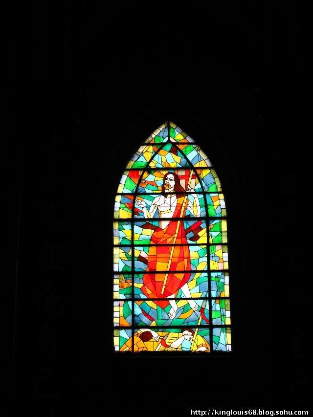 从府右街北堂浅谈哥特式教堂建筑