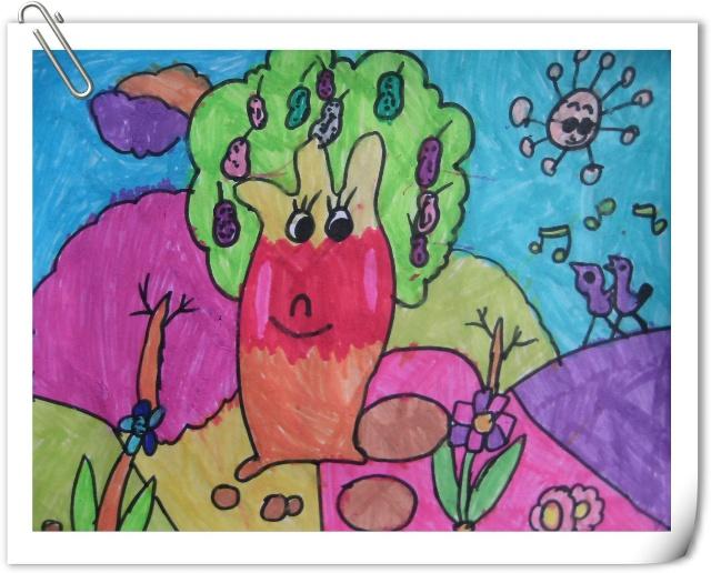 一年级上学期的几幅画