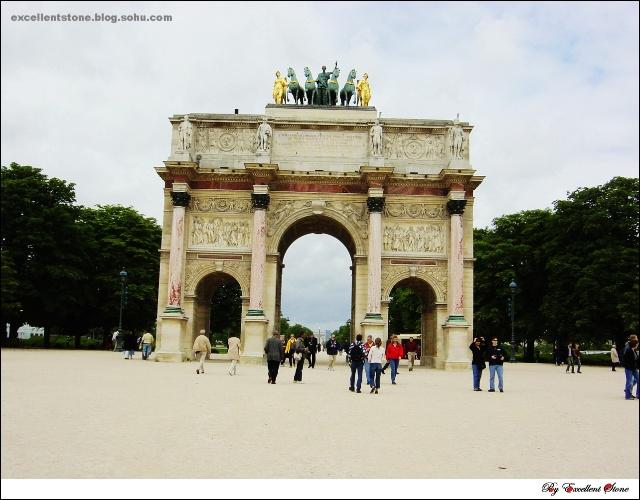巴黎5---世界最大的艺术博物馆