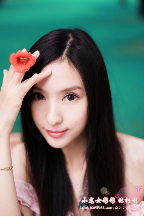多图:娇艳如花的游戏第一美女 竖