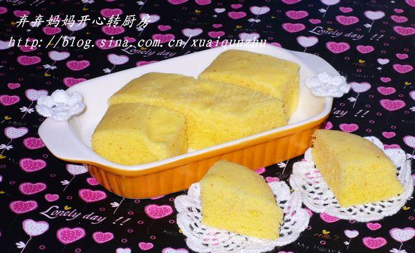 重阳糕是九层宝塔状,顶上做两个小羊