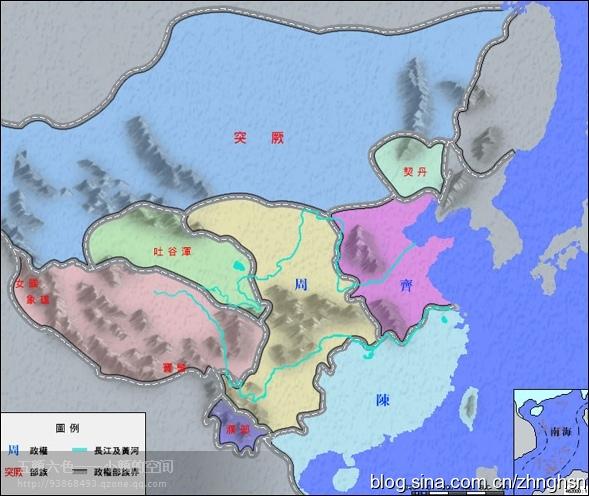 各朝代疆域图 中国疆域最大的朝代 中国各朝代疆域图
