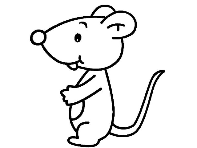 幼儿简笔画——动物-快乐成长-搜狐博客