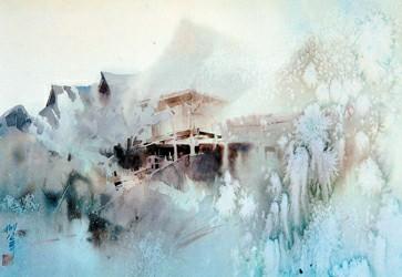 柳毅水彩画