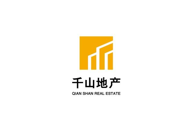 千山实业集团   千山地产logo设计