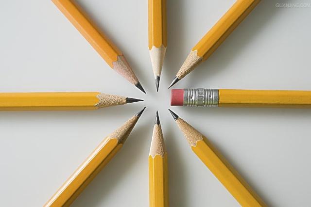用铅笔写字让孩子更爱学习