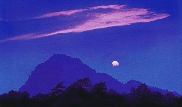 明月山景区