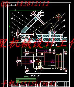 夹具设计 【aa123】轴承座零件的工艺规程及车Φ40孔