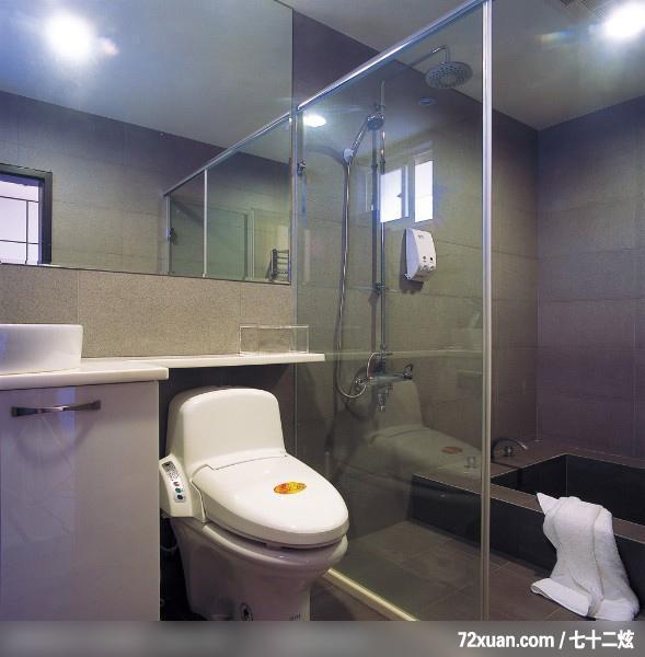 卫浴装修效果图大全2010