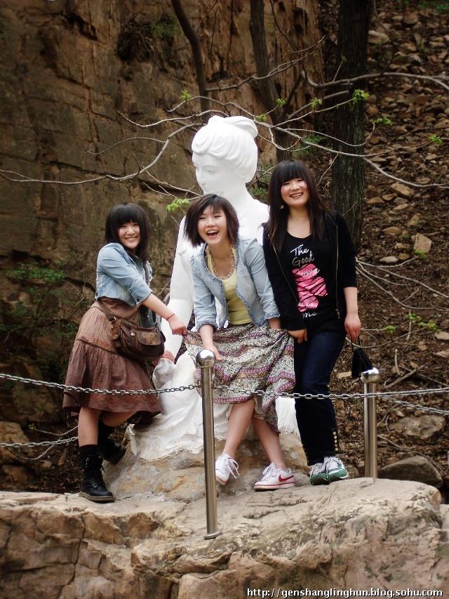 京东石林峡风景区在哪