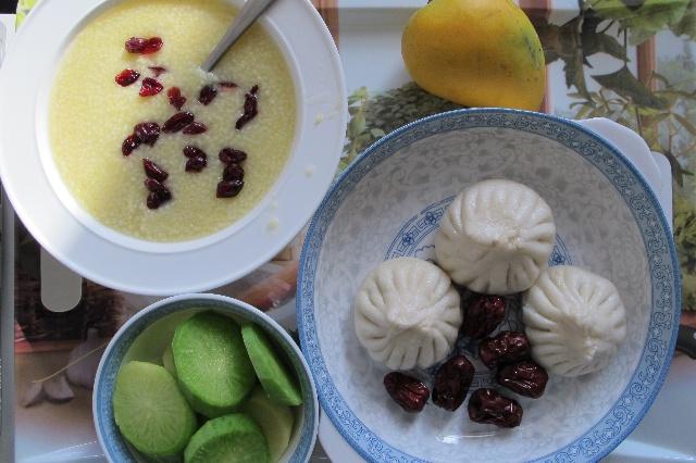 :一个人的中式早餐