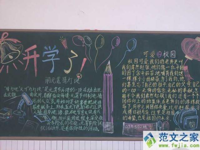 小学生黑板报版面设计图-ppt高手集中营-搜狐博客