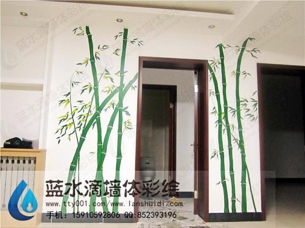 幼儿园竹子主题风格
