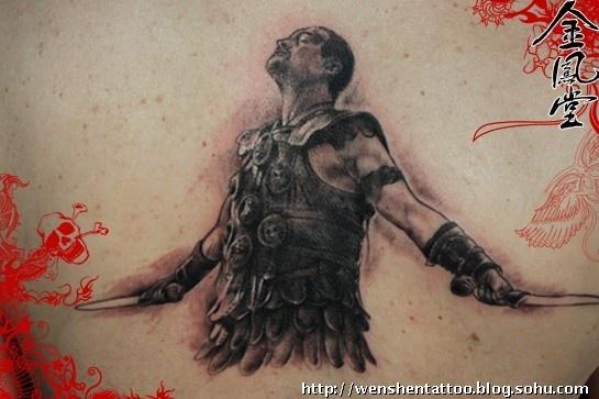世界上最酷的纹身 2014最酷图片