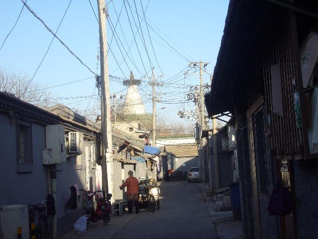西廊下 白塔寺地区 即将消失的胡同 系列1
