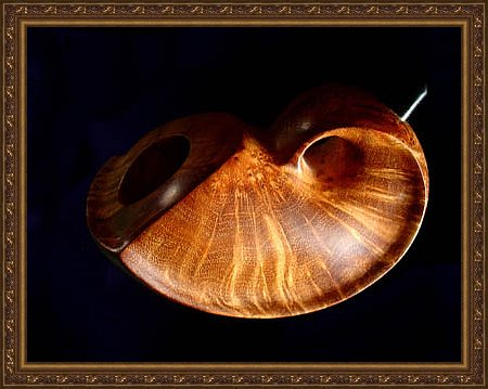雀眼树瘤木饰面板