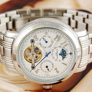 诗丹顿(Vacheron Constantin)-高档手表的鉴别与保养