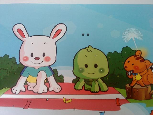 龟兔赛跑续写600字_龟兔赛跑的故事-讲一讲龟兔赛跑的故事。 _感人网