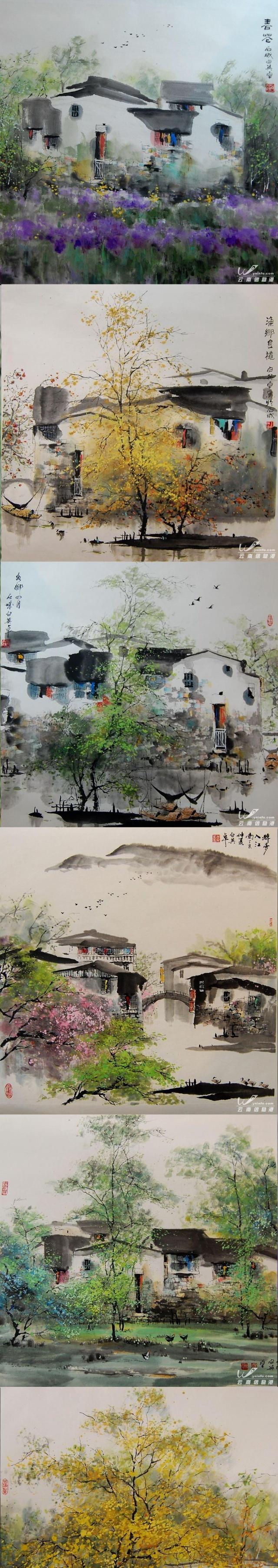 江苏省书画艺术研究会理事,南京市艺海潮书画院高级画师.