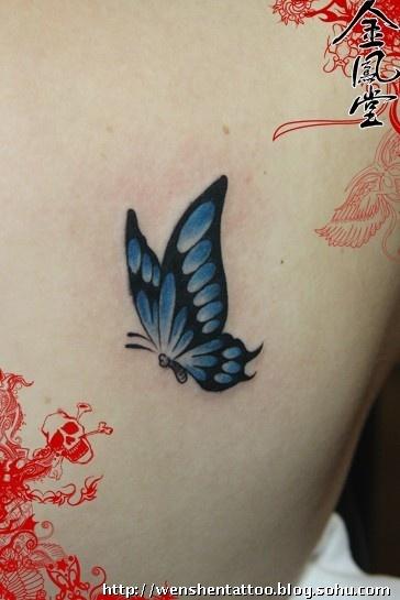 女人图片纹身图案大全图片大全 女士纹身图案图片