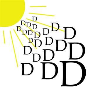 生病---體內維生素 D 含量較高的 ...