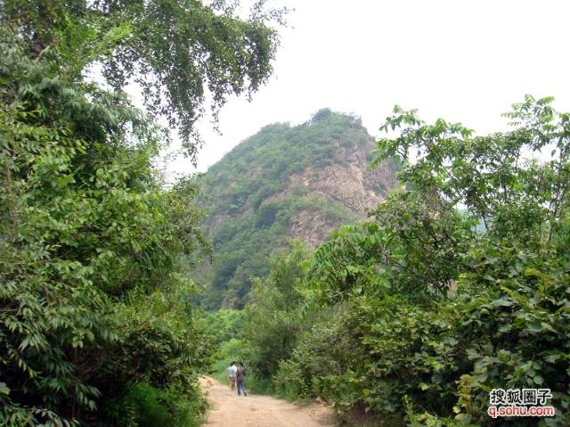玉渡山风景区