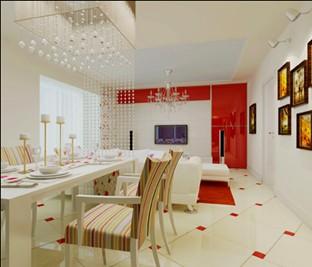 客厅地板砖菱形图