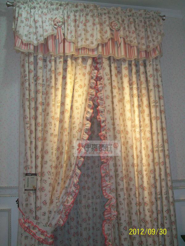 美式田园与英式田园风格的窗帘的不同你了解吗图片