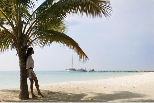 马尔代夫 蜜月岛