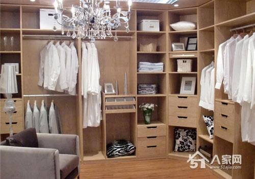 2012三乐最新款整体衣柜