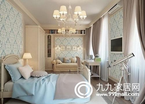 30平方米的卧室设计图