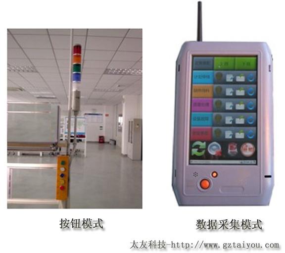 安灯系统的应用及解决方案